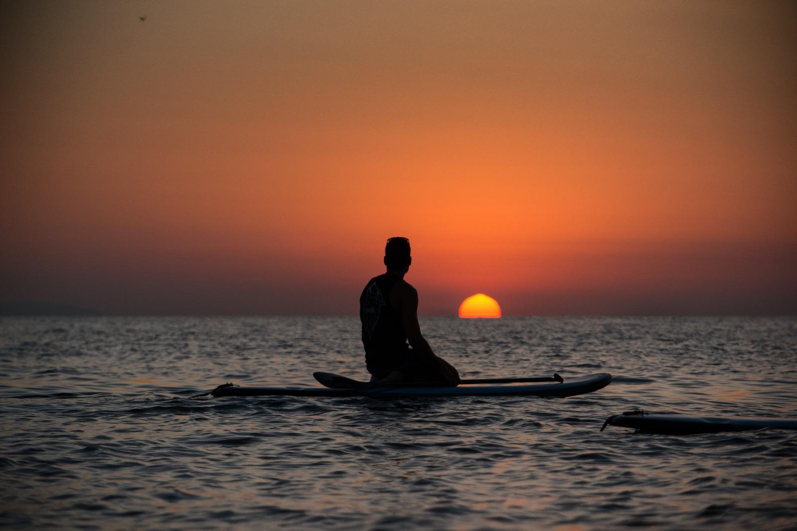 sunrise paddle 2